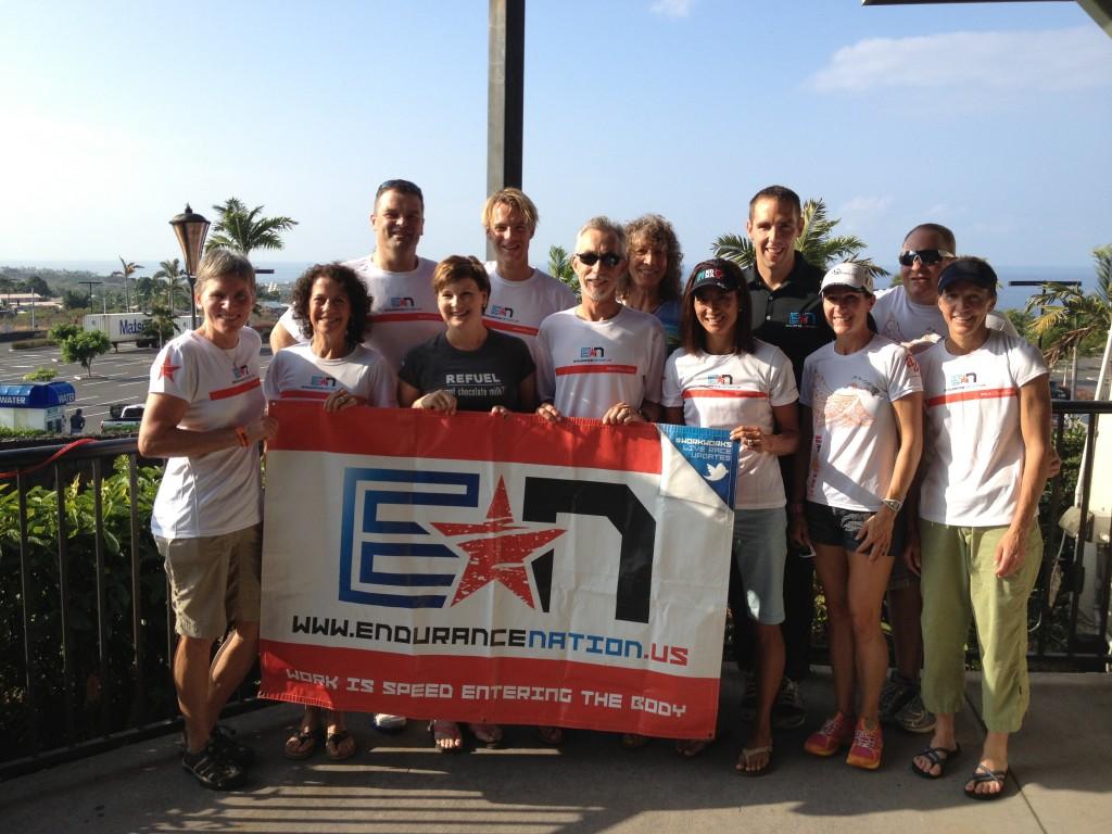 Team EN In Kona