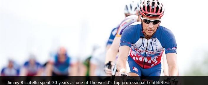 Jimmy Ricitello Cycling Picutre