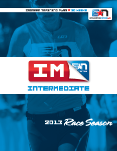 Ironman Intermediate 20wk Cover