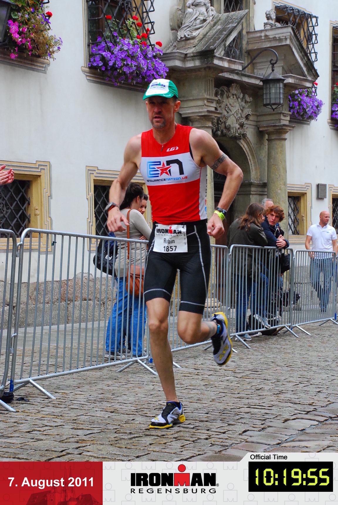 Robin Sarner, Team EN Athlete