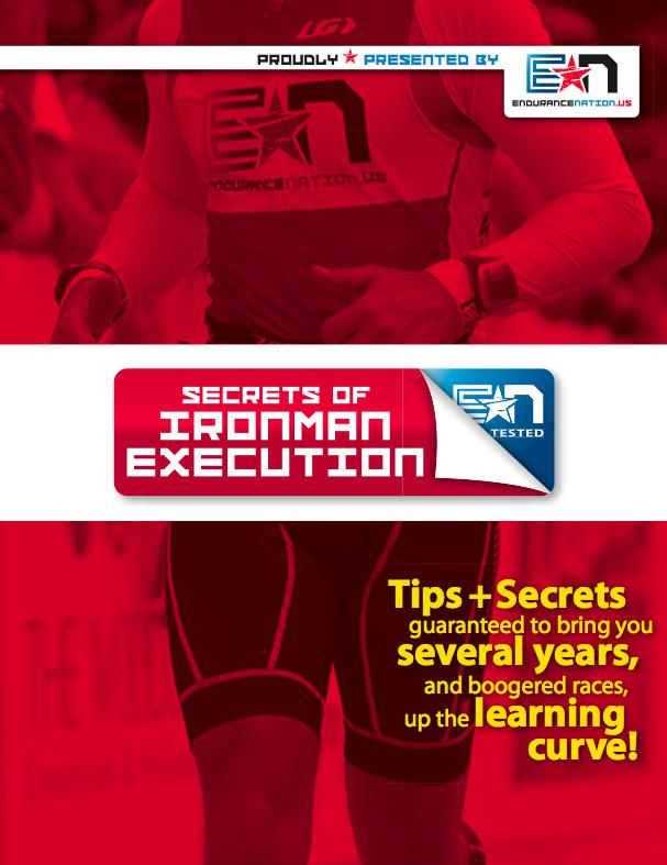 Endurance Nation Ironman® Execution Manual