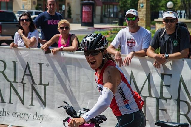 Sarah Gardner of Team Endurance Nation