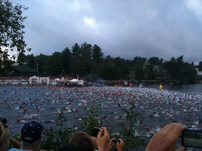 Lake Placid Swim