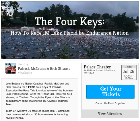 Four Keys Lake Placid Talk Screenshot