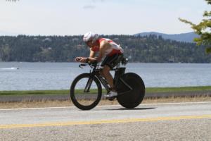 Mark Cardinale on bike - Team Endurance Nation
