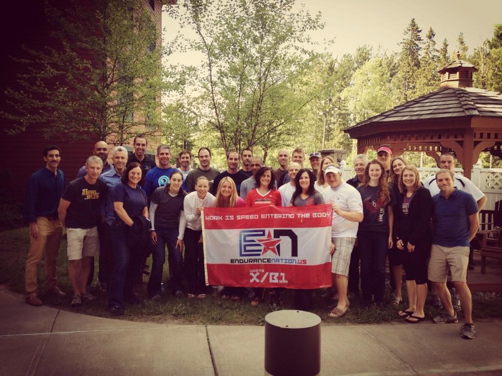 Lake Placid 2013 Training Rally