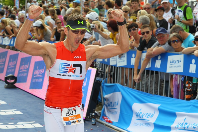 2013 Ironman® Austria: Stefan Reiter - Team Endurance Nation