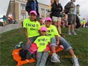 The Jordan Family at Ironman® Lake Placid