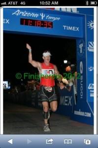David Ware - Ironman® Mont-Tremblant 2013 - Team Endurance Nation