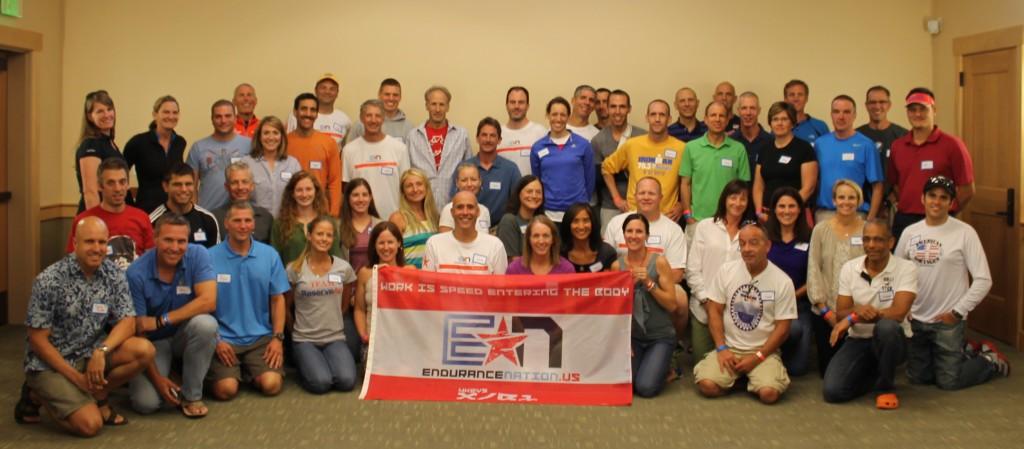 IMLake Placid 2013 Team Endurance Nation