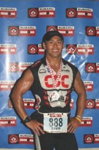 Tavis Yeung - Canada - Team Endurance Nation