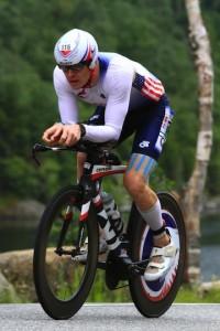 John Withrow Lake Placid bike