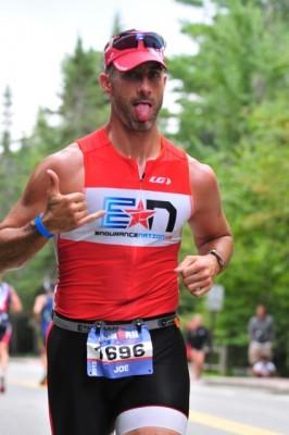 Joe Manning on the run at Lake Placid 2013