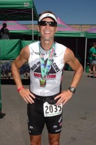 Greg Lynch - Ironman® Lake Tahoe - Team Endurance Nation