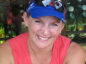 Gretchen Ruff - Team Endurance Nation