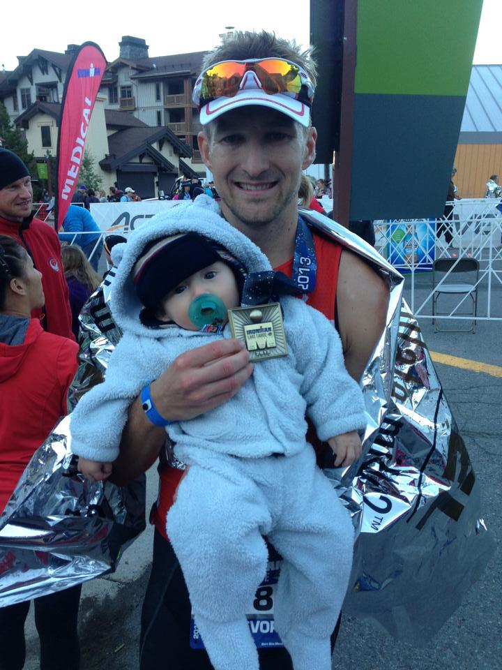 Trevor Garson & son - Team Endurance Nation