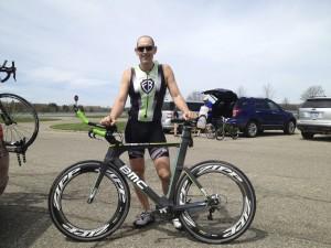 Pat Ward - Team Endurance Nation