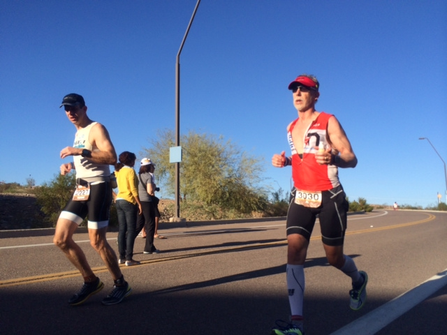 Al Truscott - Ironman® Arizona