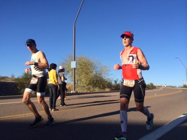 Al Truscott - Ironman® Arizona