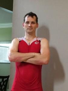 Chris Oubre - Team Endurance Nation