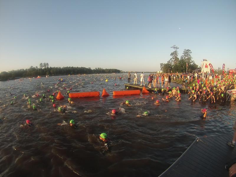 Texas Swim Start