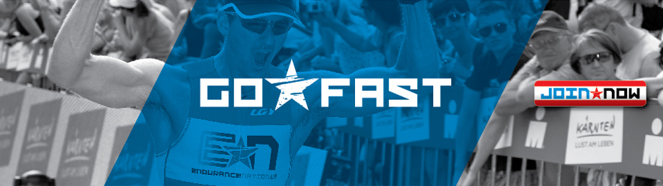 """<font color=""""black"""" size=""""8"""">Work Hard. Get Smart. Go Fast.</font><br /><font color=""""red"""" size=""""5"""">The World's Largest, Fastest Age Group Triathlon Coaching Group: <b>Join Today!</b></font>"""