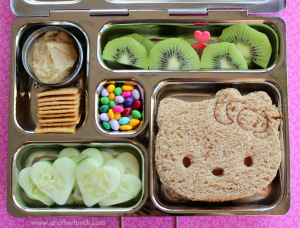 Hello Kitty Lunchbox Image