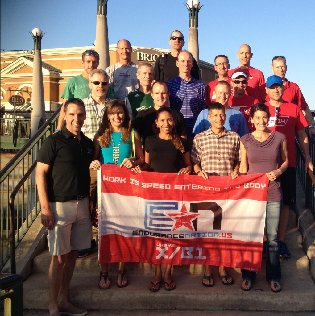 Team EN vs Ironman Texas 2014