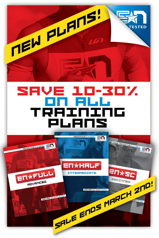 2015 Training Plan Sale