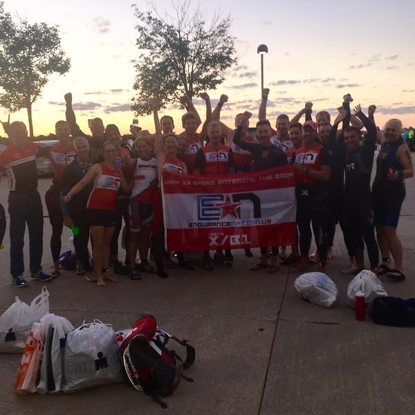 Ironman Wisconsin Team