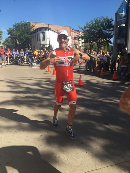 Ironman wisconsin run course