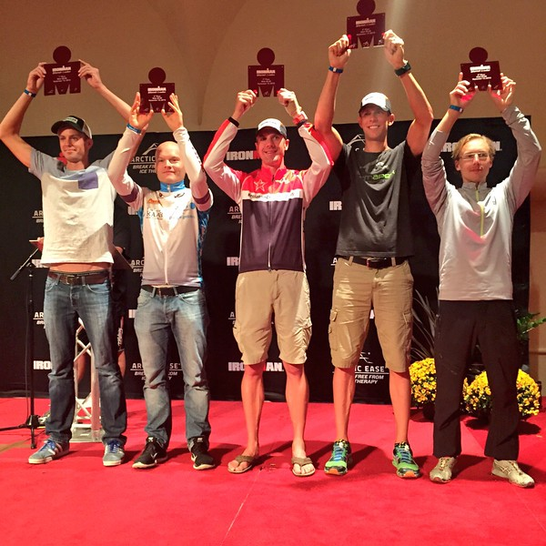 Ironman Wisconsin awards