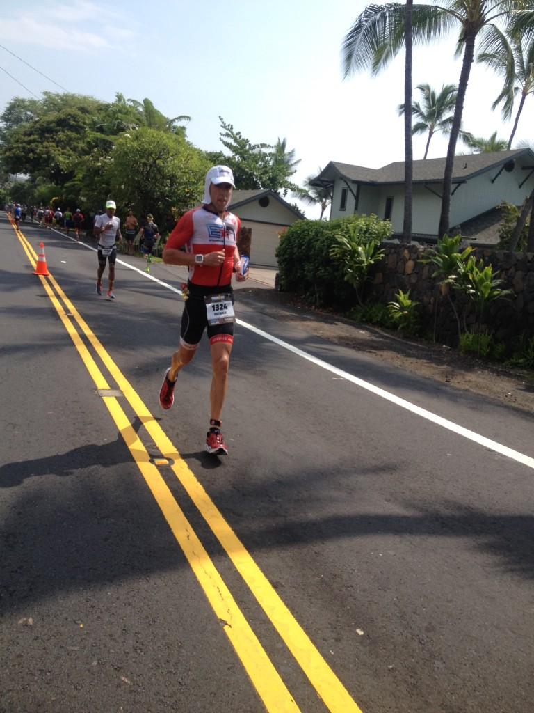 Running on Ali'i - Mile 6-ish, SO HOT!