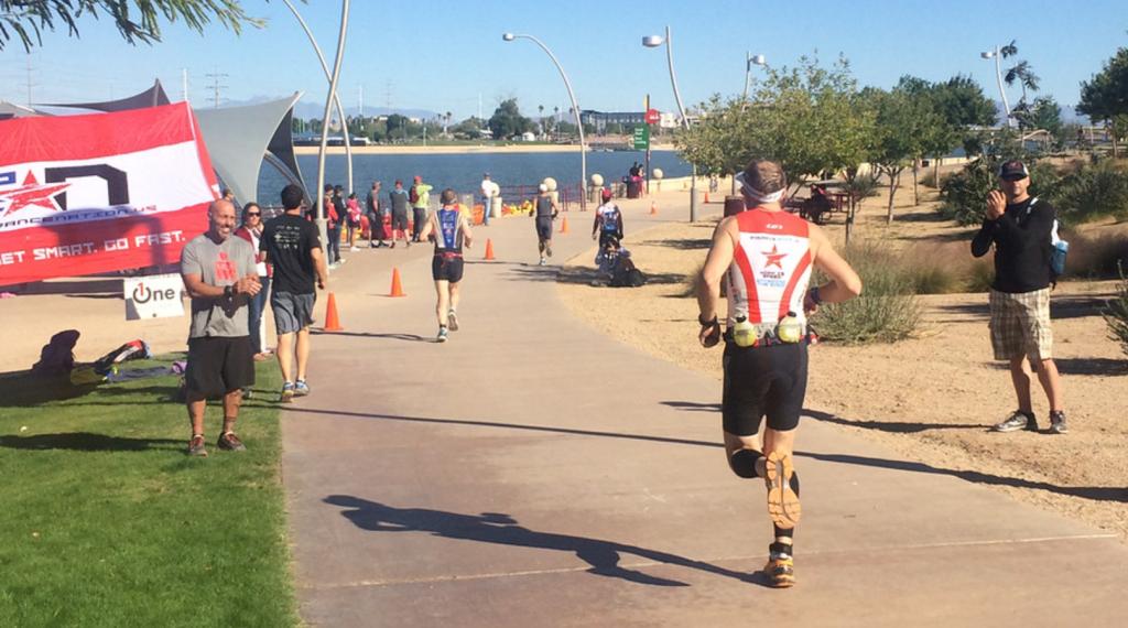 Ironman Arizona Run
