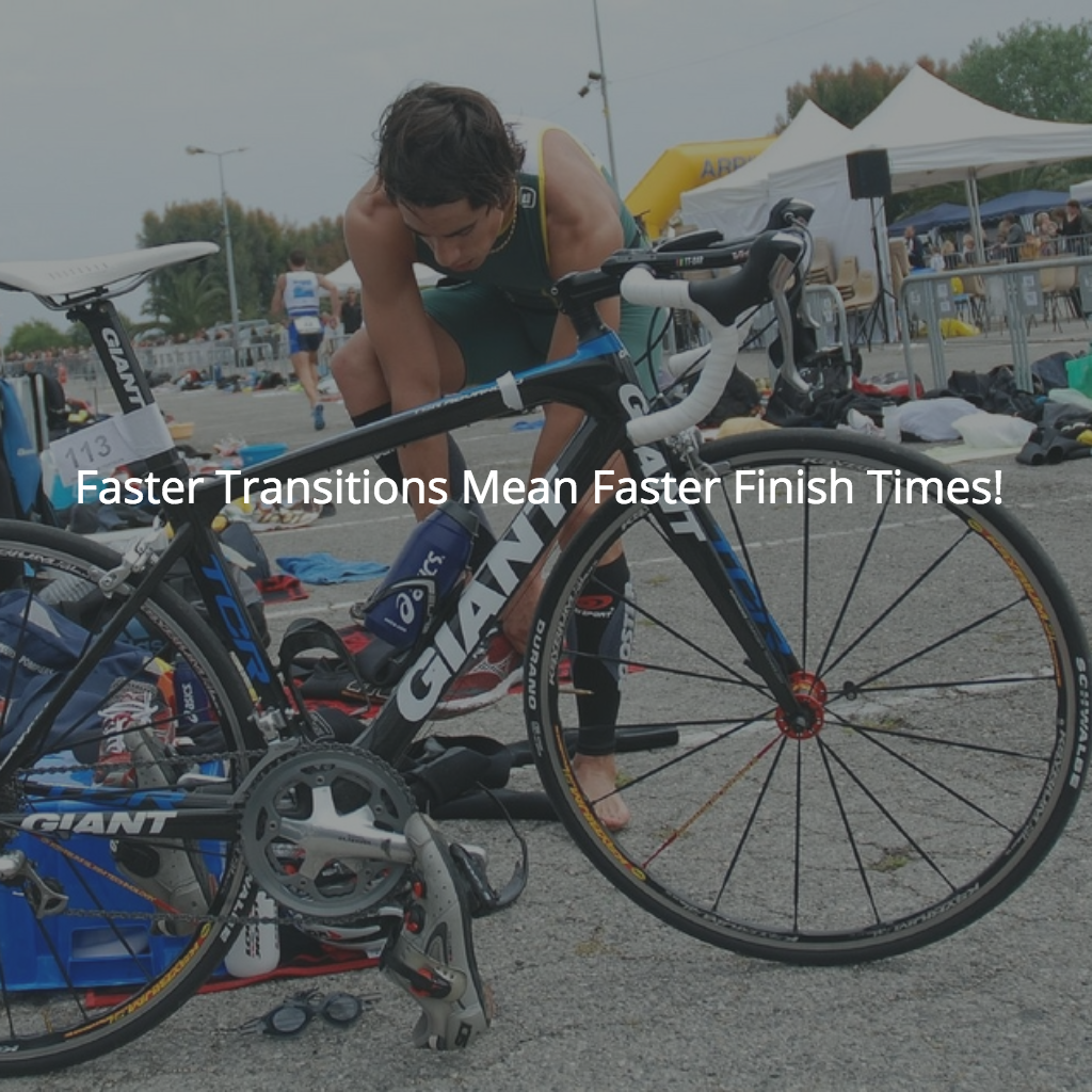 Faster Transition Times