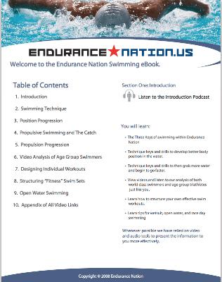 Swim Ebook Image
