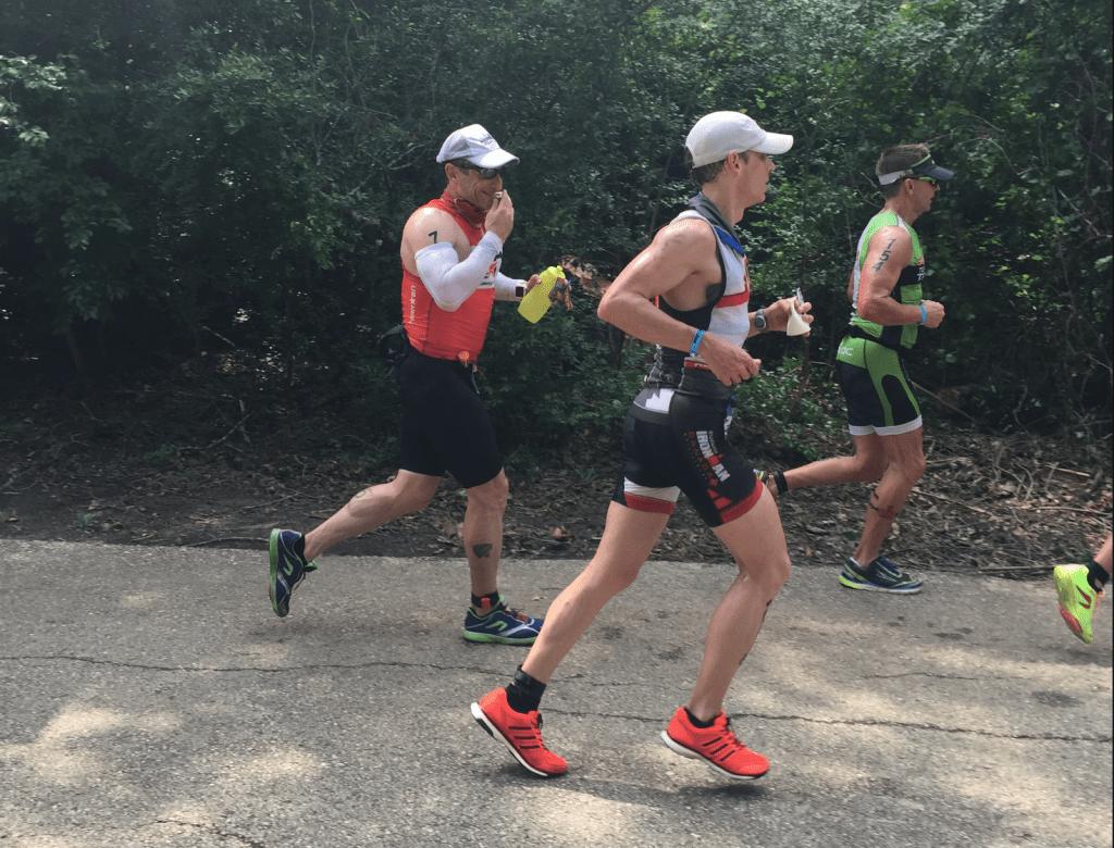 On the Run at Ironman® Texas