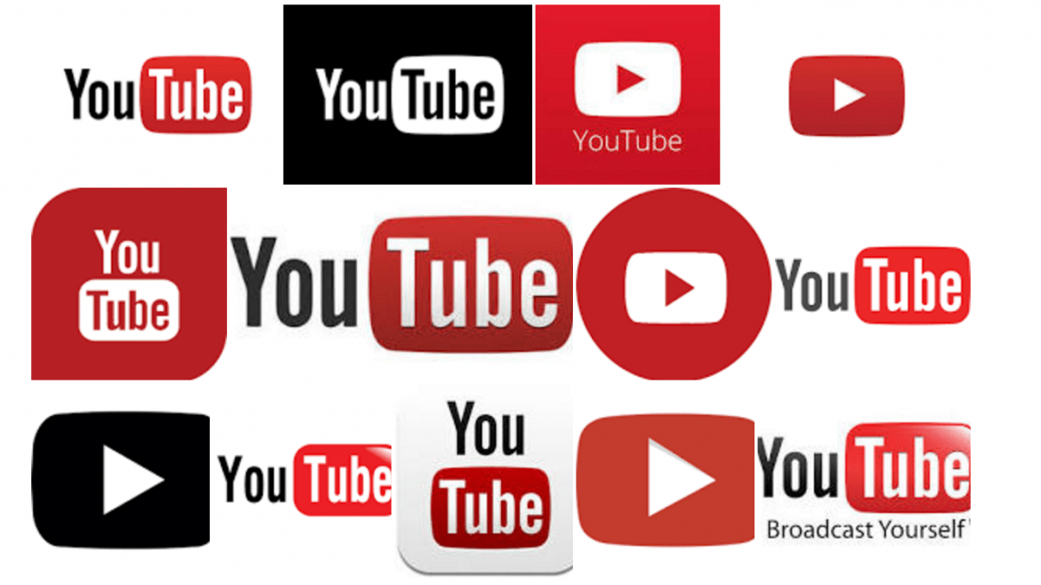 YouTube Logo Mash Up