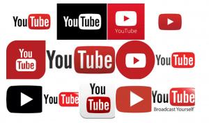 YouTube Logo Mash Up