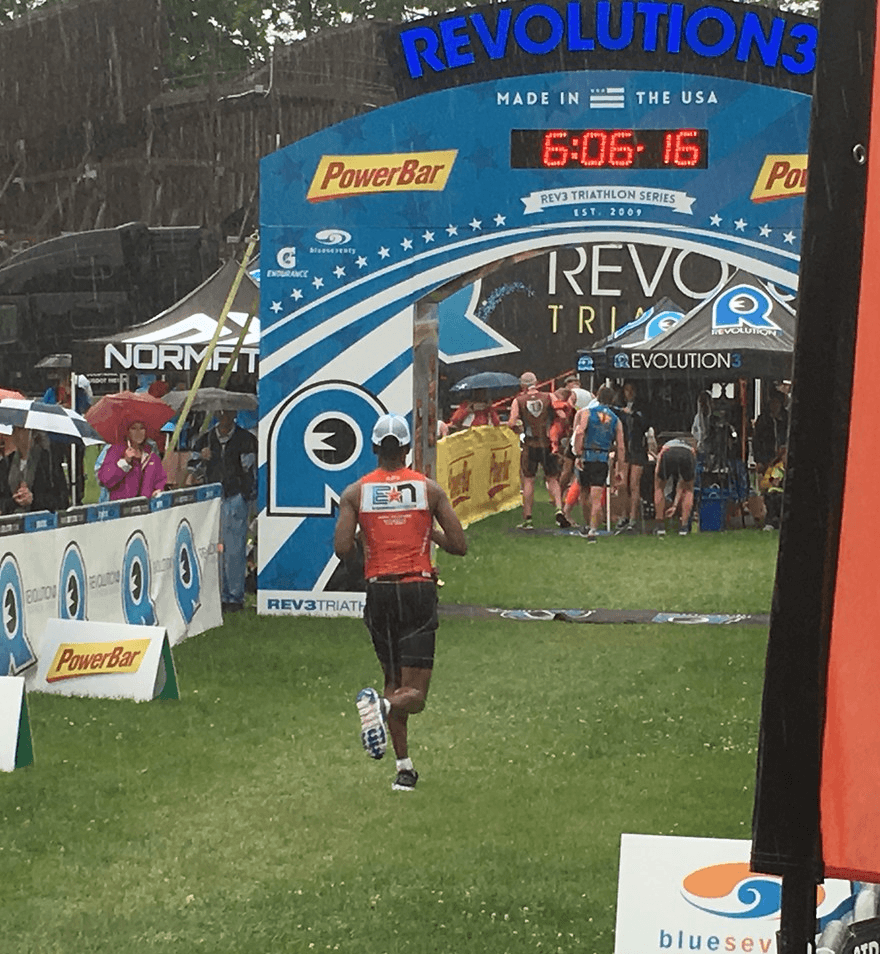 Endurance Nation at the Finish Line