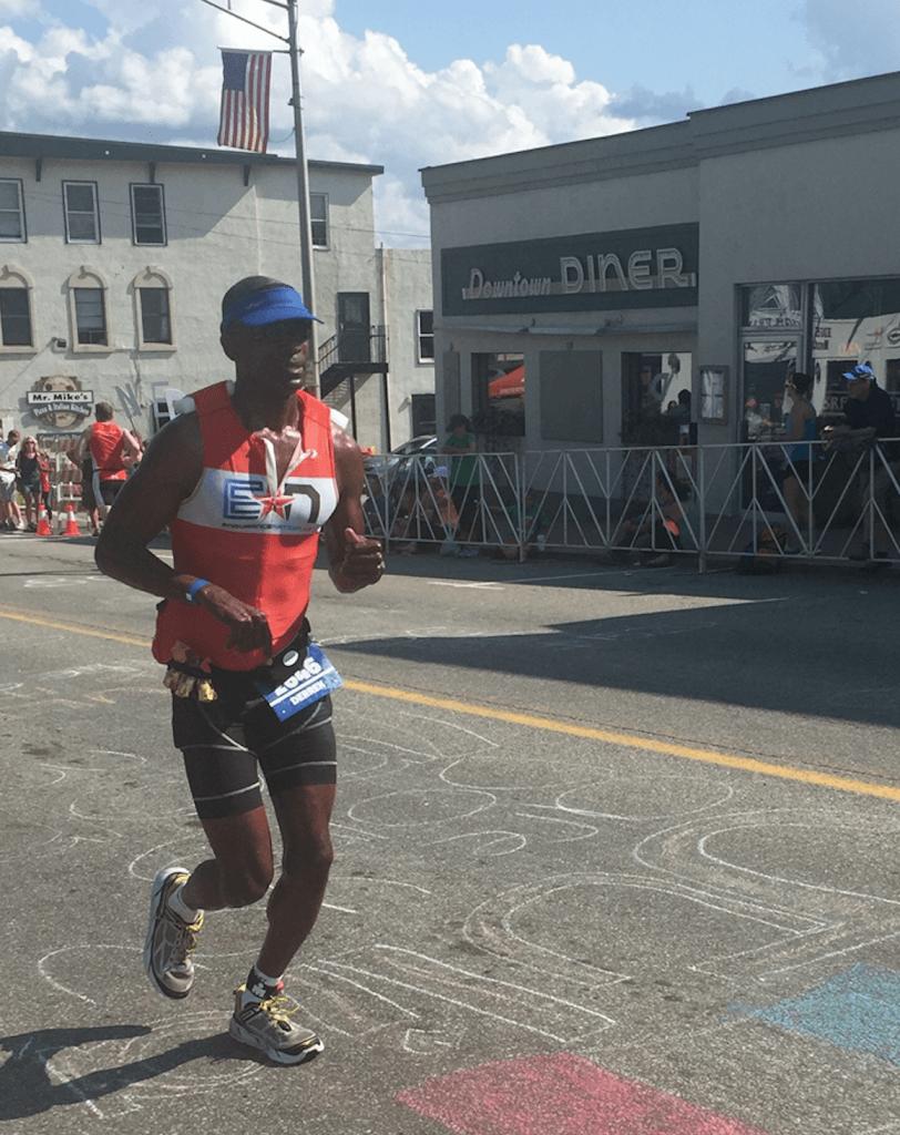 Derrek vs Ironman® Lake Placid
