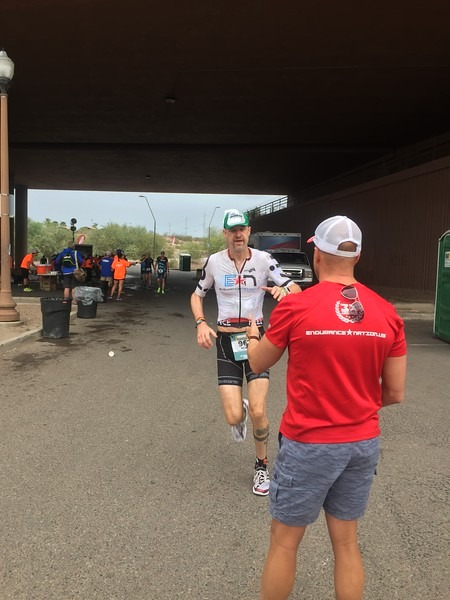 Robin Sarner, looking good only a few week after his breakthrough race at Kona!