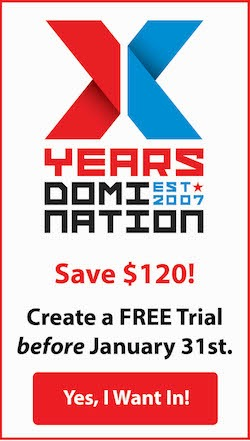 Create a Free 30 Day Trial