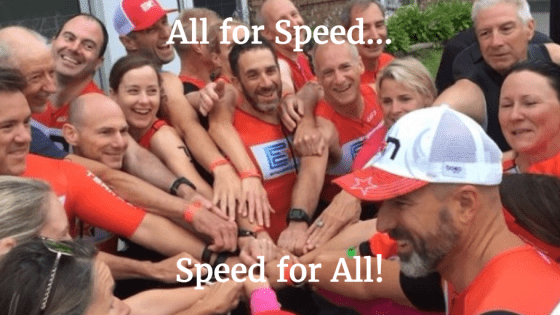 All for Speed