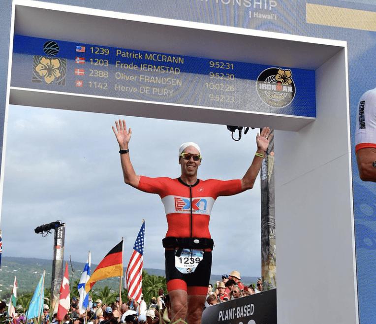 That Finish Line Feeling at Ironman World Championships
