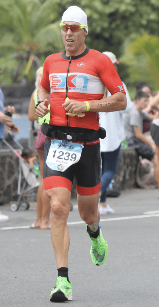 Running at the Ironman World Championships