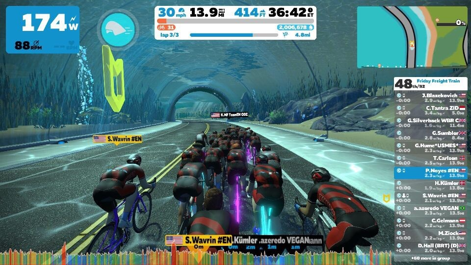 TeamEN on Zwift | Endurance Nation