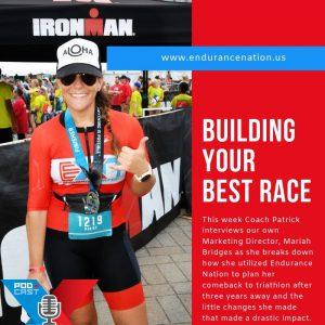 Build your best triathlon race