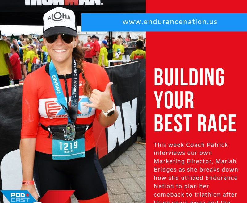 Build your best triathlon race