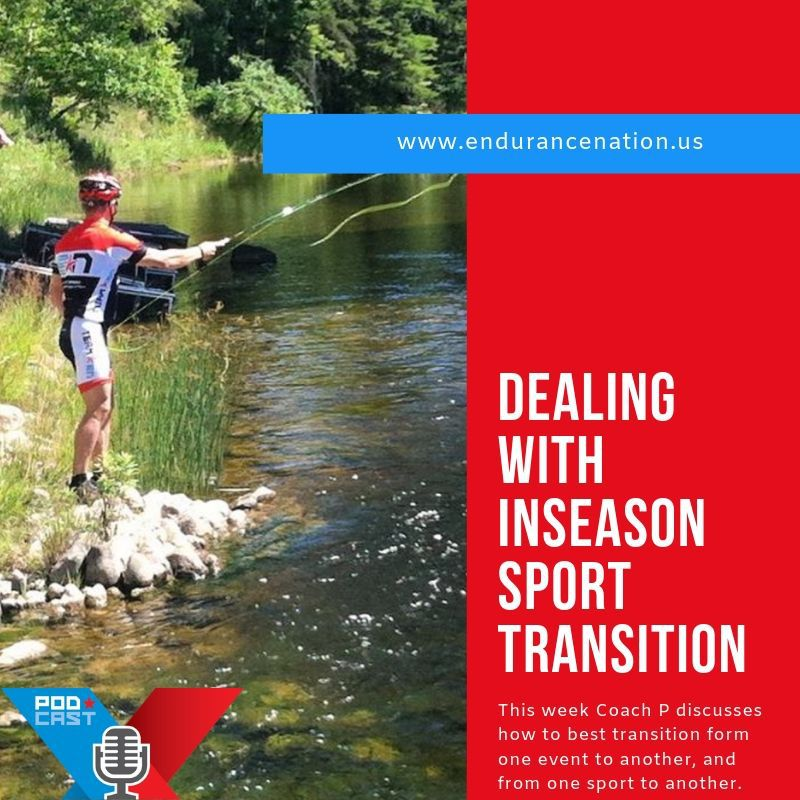 Dealing with Inseason Sport Transition